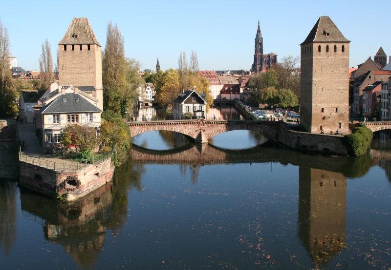 Strasbourg La Magnifique H 244 Tel De La Poste Le Bonhomme
